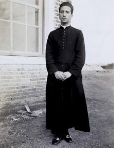 1935 Seminarista Jorge Marcos.